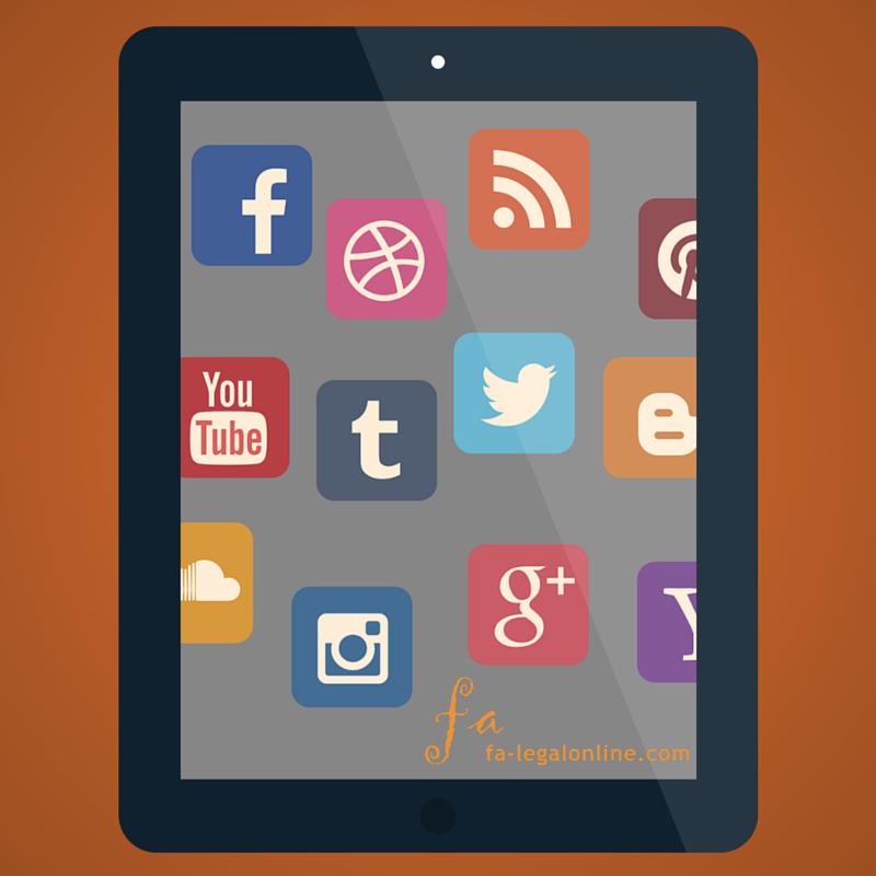ÉTICA redes sociais